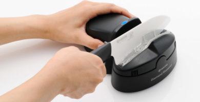 ejemplo afilador de cuchillos de ceramica