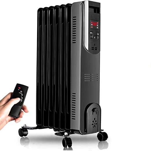 radiadores con control remoto