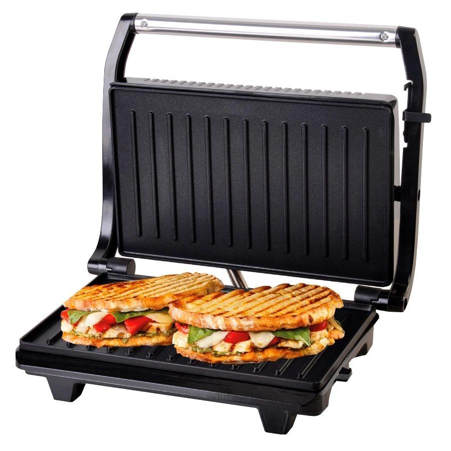 Sandwicheras con grill