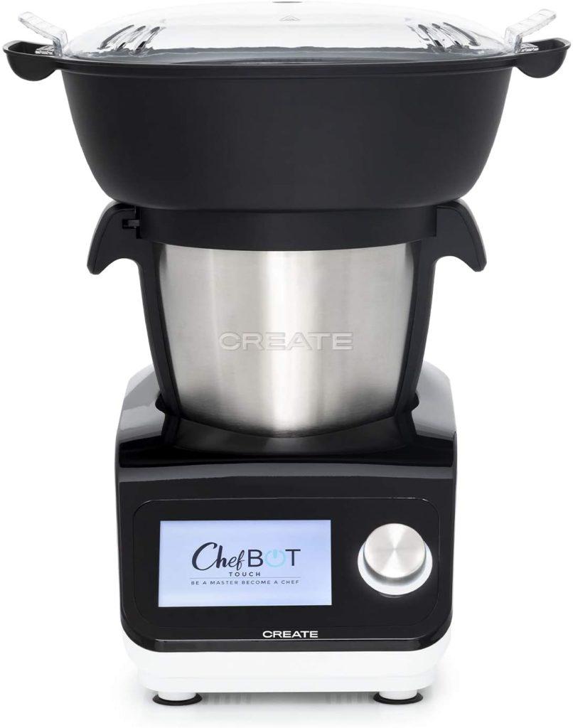 Robots de cocina inteligente