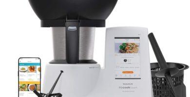 robots de cocina programables